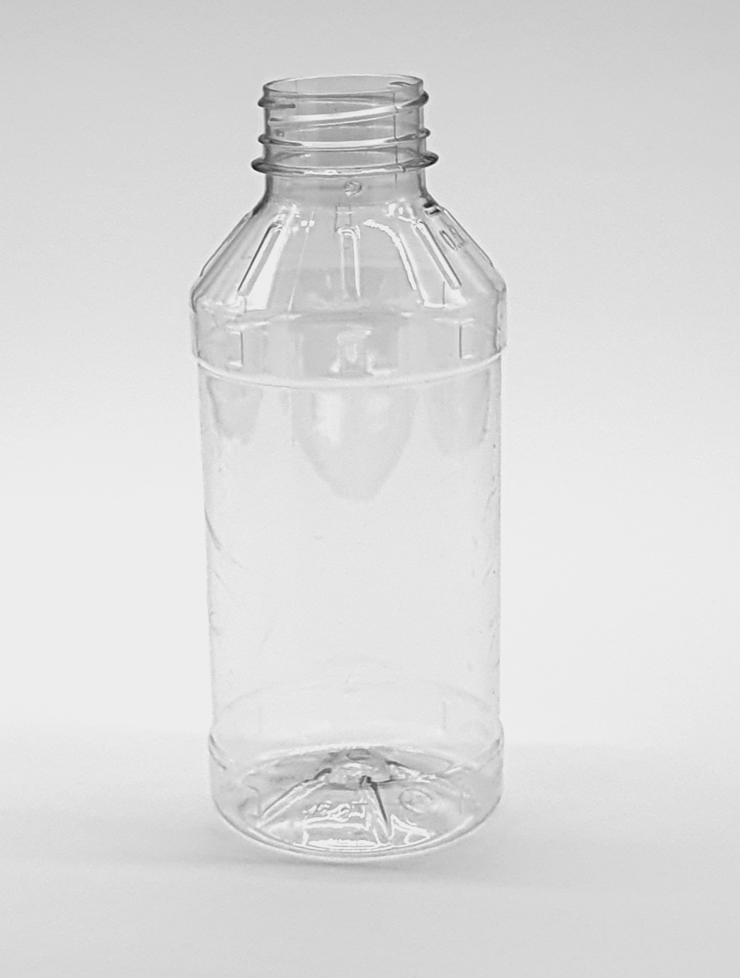 Butelka PET okrągła tłoczona 500 ml